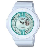 Casio Baby-G BGA-161-2BDR Analog Digital Watch