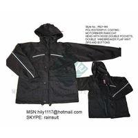 Polyester Raincoat, Polyester Poncho/Nylon Raincoat, NylonPoncho(Re-usable Raincoat)/Polyester Apron