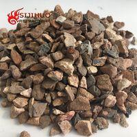 Calcinated bauxite aggregate