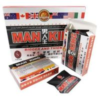 Safe Man King Male Enhancement Sex Capsules