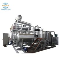 Diesel Fuel distillation plant