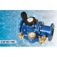 Combination water meter
