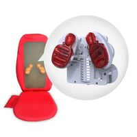 Rocago Therapy Shiatsu Heating Back Massage Cushion