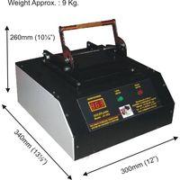 Goldflash Preink Flash Stamp Machine