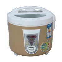 golden full body 1.8L deluxe Electric Rice cooker thumbnail image