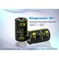 Kt Kingtronics Snap-in Type Aluminum Electrolytic Capacitors GKT-SS thumbnail image