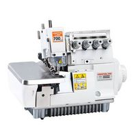 Super High-speed Direct Drive Overlock sewing machine