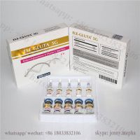 Glutathione injection ele-gluta skin whitening