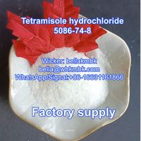 Tetramisole hydrochloride cas 5086-74-8 Tetramisole with best quality