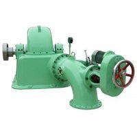 Turgo turbine