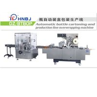 Automatic Cartoner and overwrapper line