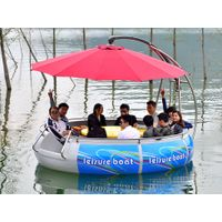 best price bbq donut boat for sale thumbnail image