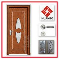 Fashion beautiful price have high quality good quality  mdf pvc door