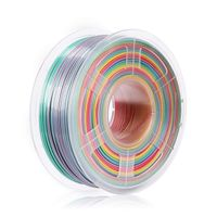 TronHoo Rainbow Filament 1.75 mm 1kg For 3D Printers thumbnail image
