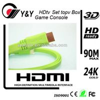 Super speed HDMI cable 1440P HD support 3D HDTV thumbnail image