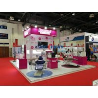 China Booth Design Executing Suppliers of CIDEX