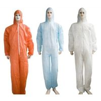 Disposable nonwoven coverall thumbnail image