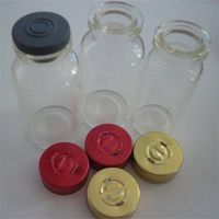 tubular glass bottles vials