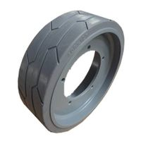 ANair Auxiliary Plate Solid Tire 406x125