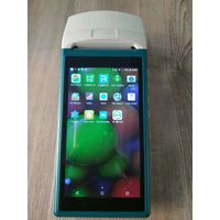 USD115 Android POS terminal with wifi,bluetooth,NFC,fingerprint