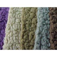 80%cotton 20%polyester velvet fabric