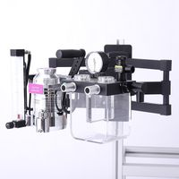 Veterinary Anesthesia Machine Wall-Mount Type (versatile, switchable to Table-top and Pole-mount Typ