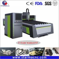 Stainless Steel Carbon Steel Fiber Laser Cutting Machine thumbnail image