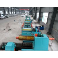 precision CNC high  Speed Leveling shearing production Line