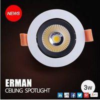 Edison lighting source with high lumen and efficacy edison COB led spotlight thumbnail image