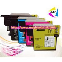 Ink Cartridge for Brother LC39/985BK/C/M/Y