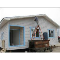 Modern Steel Structure Prefabricated Movable Prefab House thumbnail image