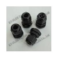 Nylon waterproof black cable gland