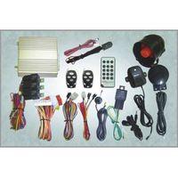 Car GSM Alarm System: GSM+Engine-starting Car Alarm System