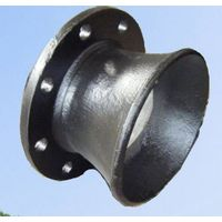 Flange Bellmouth Ductile Iron Pipe Fitting