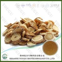 Astragalus Root Extract 40% Polysaccharases UV 0.2%-20% Astragaloside IV HPLC thumbnail image