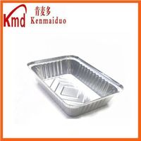 RFF220 Available size factory wholesale rectangle aluminum foil food containers for packing by selli