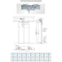 Mitsubishi Type VVVF Elevator Operator System