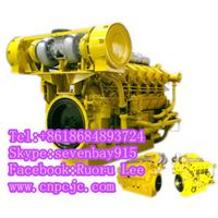 A12V190ZL Series 3000 diesel engines (600~1200KW)