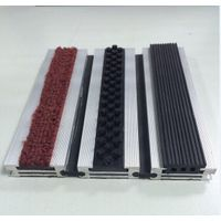 Commercial recessed nylon rug non-slip aluminum mat thumbnail image