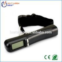 40kg Electronic Digital Handy Luggage Scale with Blue LCD Display