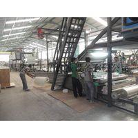 FRP gel coat tile making machine