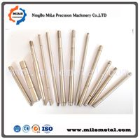 Precision OEM steel/Stainless steel linear shaft/gear shaft/pins manufacturer thumbnail image