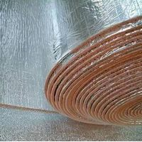 ALLWRAP new high thermal insulation material