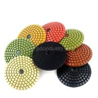 Convex Diamond Polishing Pads Diamond Polishing Pads design