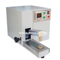 Preset Type Dry Wet Rubbing Color Fastness Testing Machine Y571M for Printing Dyeing Yarn Spin Cloth
