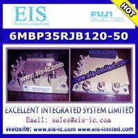 6MBP35RJB120-50 - FUJI - IGBT MODULE (V series) 1200V / 35A / IPM