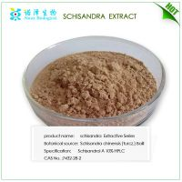 Hot selling plant extract herbal extract fructus schisandrae chinensis fruit extract