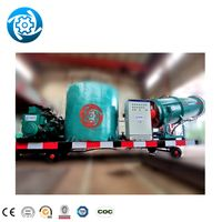fog cannon sprayer cooling or dust suppression fry fog cannonss water