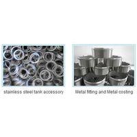 Stainless Steel Storage Tank Accessories - Get Kaung