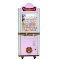2017 Hot Sale Mini Claw Machine Kit Clip Doll Machine